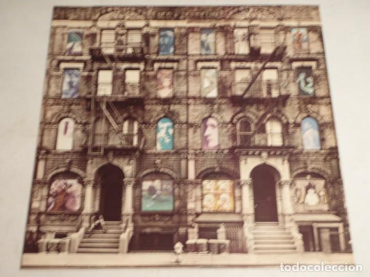 Discos de vinilo: Led Zeppelin - Physical Graffiti 1975-Japon LP Swan Song - Foto 7 - 186185483