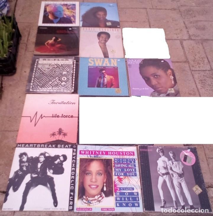 MAXI SINGLES AÑOS 80-2 (Música - Discos - Singles Vinilo - Disco y Dance)