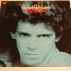 Discos de vinilo: LOU REED – ROCK AND ROLL HEART 1976-USA LP33 ARISTA. Lote 186202542