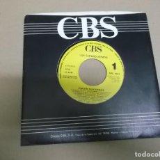 Discos de vinilo: LOS ESPAÑOLISIMOS (SINGLE) POPURRI PASODOBLES AÑO – 1988 - PROMOCIONAL. Lote 186217306