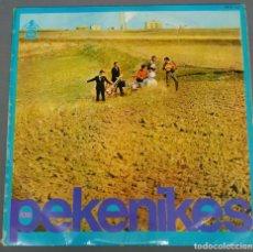 Discos de vinilo: LOS PEKENIKES - 12 CANCIONES (LADY PEPA, ETC ) - LP HISPAVOX 1966 1ª EDICION. Lote 186220860