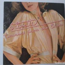 Discos de vinilo: BEBU SILVETTI- CONCERT FROM THE STARS - SPAIN PROMO LP 1978 + LENGÜETA - VINILO COMO NUEVO.. Lote 186221931