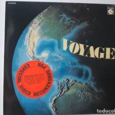 Discos de vinilo: VOYAGE - SPAIN PROMO LP 1978 - VINILO COMO NUEVO.. Lote 186222357