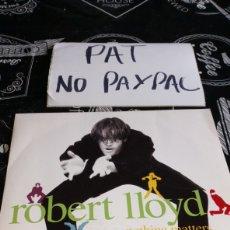 Discos de vinilo: ROBERT LLOYD NOTHING MATTERS. Lote 186222750