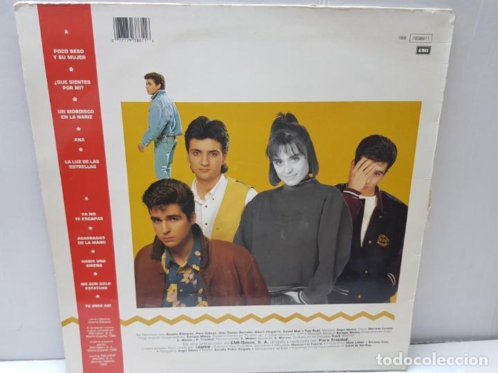 Discos de vinilo: LP-SIN RECURSOS- en funda original 1989 - Foto 2 - 186223186