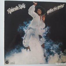 Discos de vinilo: ROBERTA KELLY- GETTIN THE SPIRIT - SPAIN LP 1978- VINILO COMO NUEVO.. Lote 186223515