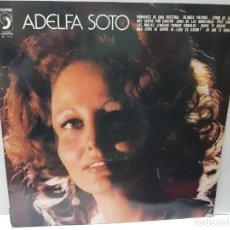 Discos de vinilo: LP-ADELFA SOTO- EN FUNDA ORIGINAL 1978. Lote 186226606