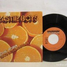 Dischi in vinile: BEASTIE BOYS - ELECTRIC WORM / SUCO DE TANGERINA - SINGLE - 2007 - UK - VG+/EX+. Lote 186226882
