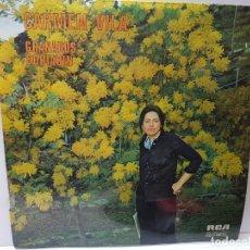 Discos de vinilo: LP-CARMEN VILA-GRANADOS SCRIABIN EN FUNDA ORIGINAL 1974. Lote 186227018