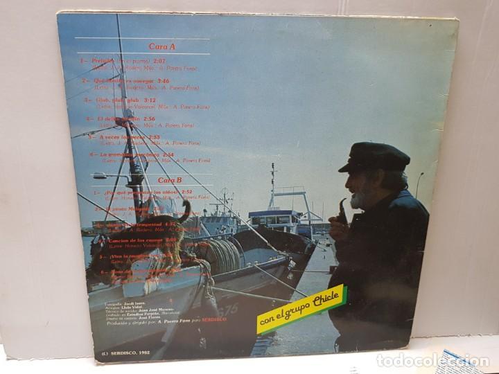 Discos de vinilo: LP-ANTONIO FERRANDIS-QUE BONITO ES NAVEGAR CON CHANQUETE en funda original 1982 - Foto 2 - 186227621