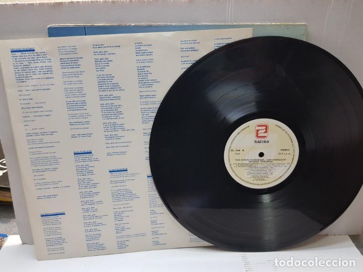Discos de vinilo: LP-ANTONIO FERRANDIS-QUE BONITO ES NAVEGAR CON CHANQUETE en funda original 1982 - Foto 3 - 186227621