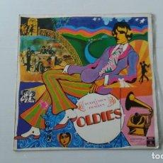 Dischi in vinile: THE BEATLES - A COLLECTION OF BEATLES OLDIES LP 1967 EDICION ESPAÑOLA. Lote 186228532