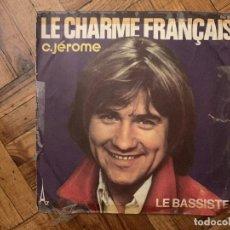 Discos de vinilo: C. JÉROME* ?– LE CHARME FRANÇAIS SELLO: DISC'AZ ?– SG 631 SERIE: SÉRIE GÉMEAUX – SG 631 . Lote 186233122