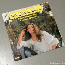 Discos de vinilo: NUMULITE * LA SALA DE … BILLO'S CARACAS BOYS COCKTAIL MUSICAL. Lote 186240692