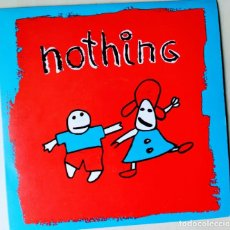 Discos de vinilo: NOTHING ‎– WHAT WE CALL LOVE EP/1994/SPAIN/INDIE/MINT/RARE. Lote 186248406