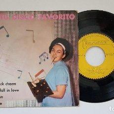 Discos de vinilo: TU DISCO FAVORITO. EP- VINCE PATT,JOEY GRANT,ANNIE BASCI. AÑO 1.962. DISCO RARÍSIMO. COLECCIÓN.. Lote 186255760