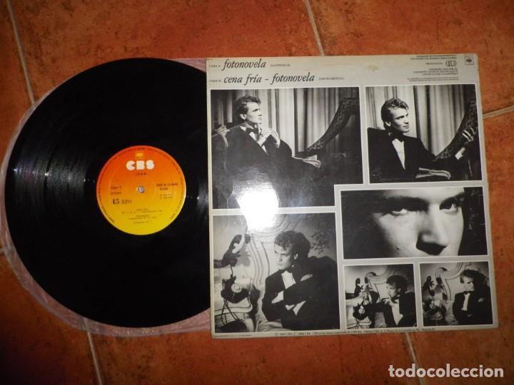 Discos de vinilo: IVAN FOTONOVELA MAXI SINGLE VINILO DEL AÑO 1984 ESPAÑA CONTIENE 2 TEMAS ITALO DISCO RARO - Foto 2 - 186257393