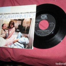 Discos de vinilo: YO LA VI PRIMERO F.FERNAN GOMEZ SINGLE PROMOCIONAL 1974 BANDA SONORA. Lote 186260860