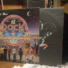 Discos de vinilo: LP - MIGUEL RIOS - EL ROCK DE UNA NOCHE DE VERANO (SPAIN, POLYDOR 1983, CONTIENE ENCARTE). Lote 186261503