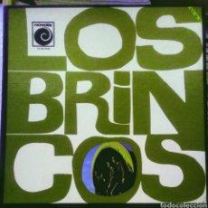 Discos de vinilo: LOS BRINCOS LP NOVOLA 1991. Lote 186266363