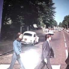 Discos de vinilo: JOYA LP. THE BEATLES ABBEY ROAD. SELLO EMI ODEON 10C 064 004243 SPAIN 1969. Lote 186266875