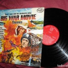 Discos de vinil: GEOFF LOVE ORCHESTRA PLAY BIG WAR MOVIE LP 1971 ENGLAND. Lote 186268177