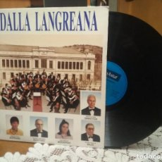 Discos de vinilo: RONDALLA LANGREANA (FONOASTUR 1994) LP ASTURIAS . Lote 186270835