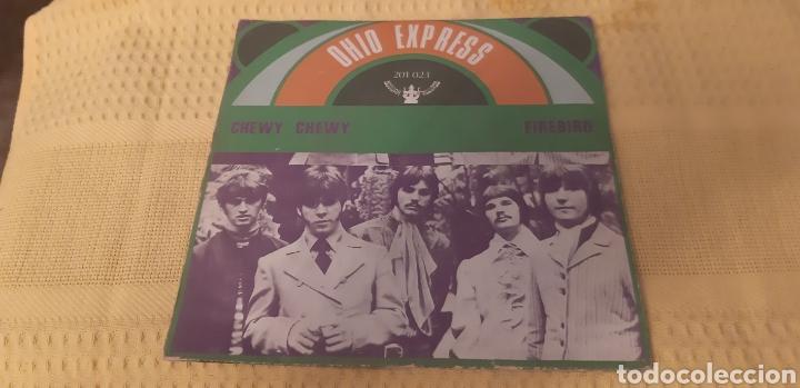 OHIO EXPRESS. CHEWY. FIREBIRD. 201. 023 A. BUDDHA RECORDS. ESPAÑA. (Música - Discos - Singles Vinilo - Pop - Rock - Internacional de los 70)