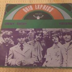 Discos de vinilo: OHIO EXPRESS. CHEWY. FIREBIRD. 201. 023 A. BUDDHA RECORDS. ESPAÑA.. Lote 186280108