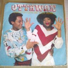 Discos de vinilo: OTTAWAN - BANDA UP ( GIVE ME YOUR HEART ). Lote 186281428
