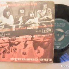 Discos de vinilo: DISCO SINGLE THE CASUALS, JESAMINE DECCA 1968. Lote 186283787