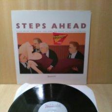 Discos de vinilo: STEPS AHEAD. EDDIE GOMEZ, ELIANE ELIAS, MICHAEL BRECKER, ETC. Lote 186295825