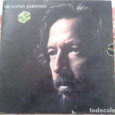 Discos de vinilo: ERIC CLAPTON – JOURNEYMAN . Lote 186315015