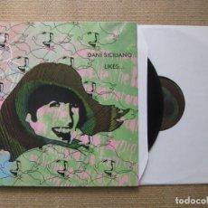Discos de vinilo: DANI SICILIANO – LIKES... (VINILO. 2 LP). Lote 186319890