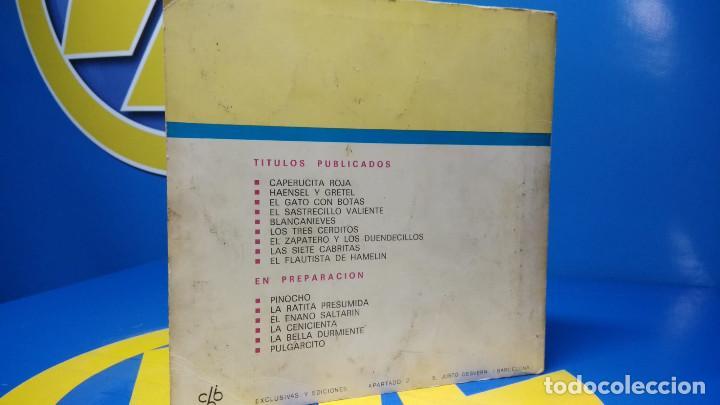 Discos de vinilo: El Flautista de Hamelin Publicación Infantil - 15 Diapositivas en color con narración sonora - Foto 3 - 186321460
