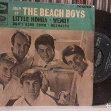 Discos de vinilo: BEACH BOYS - LITTLE HONDA. Lote 186322058