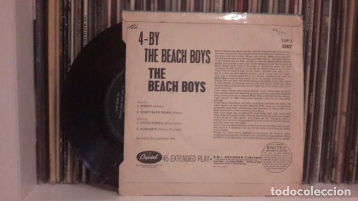 Discos de vinilo: BEACH BOYS - LITTLE HONDA - Foto 2 - 186322058