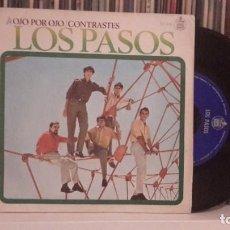Discos de vinilo: PASOS - OJO POR OJO. Lote 186323666
