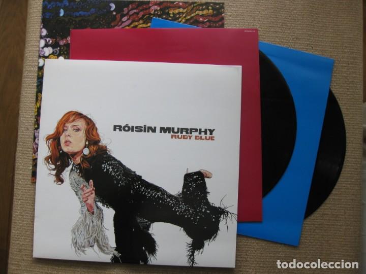 ROISIN MURPHY — RUBY BLUE (VINILO. 2 LP) (Música - Discos - Singles Vinilo - Electrónica, Avantgarde y Experimental)