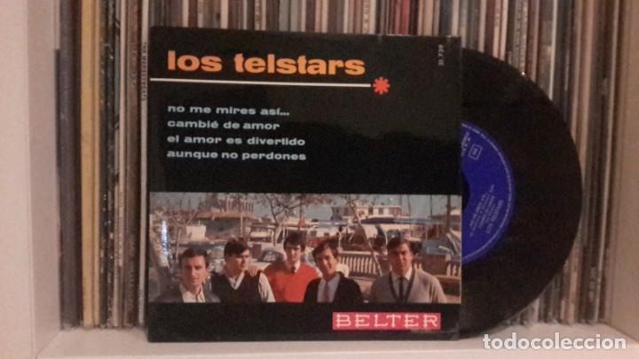 TELSTARS - NO ME MIRES ASI (Música - Discos de Vinilo - EPs - Grupos Españoles de los 70 y 80)