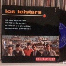 Discos de vinilo: TELSTARS - NO ME MIRES ASI. Lote 186323903