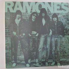 Disques de vinyle: RAMONES- RAMONES- AUSTRALIA LP 1987- VINILO EXC. ESTADO.. Lote 186324466