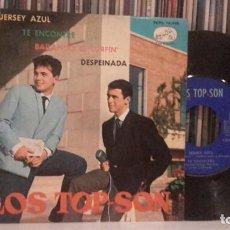 Discos de vinilo: TOP SON - JERSEY AZUL. Lote 186324578