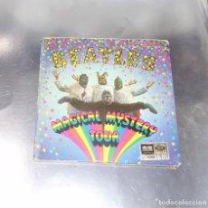 Discos de vinilo: THE BEATLES ----MAGICAL MYSTERY TOUR --ORIGINAL SOLM 1-2- LABEL AZUL FUERTE ( CON LIBRO )***COL***. Lote 132524458
