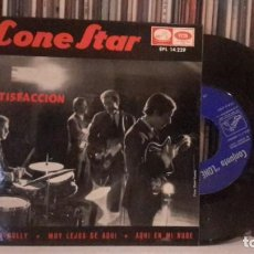 Discos de vinilo: LONE STAR - SATISFACCION. Lote 186326667