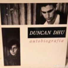 Discos de vinilo: DUNCAN DHU - AUTOBIOGRAFIA GASA 2 LP´S - 1989 GAT. Lote 186327668