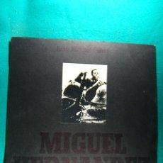 Discos de vinilo: MIGUEL HERNANDEZ-JOAN MANUEL SERRAT-LP-ZAFIRO-MADRID-1972.. Lote 186336066
