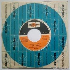 Discos de vinilo: LOS TAMARA - NADAL NAVIDAD / NAVIDAD NADAL - SINGLE PROMOCIONAL 1972 - MARFER. Lote 186341040