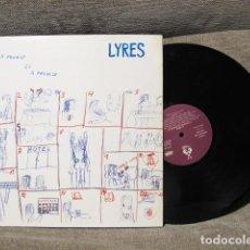 Discos de vinilo: LYRES - A PROMISE IS A PROMISE (VINILO) IMPOSIBLE RECORDS. Lote 186343596