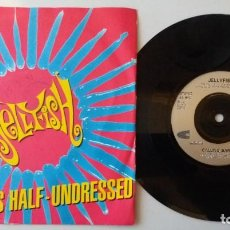 Discos de vinilo: JELLYFISH / THE KING IS HALF-UNDRESSED / SINGLE 7 INCH. Lote 186344350